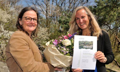 "Verleihung des Umweltpreises ""Trophee de femmes 2021"""
