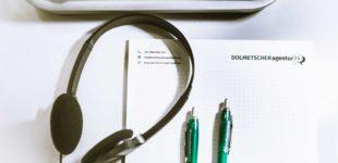 Voice Over Übersetzung – die smarte Lösung