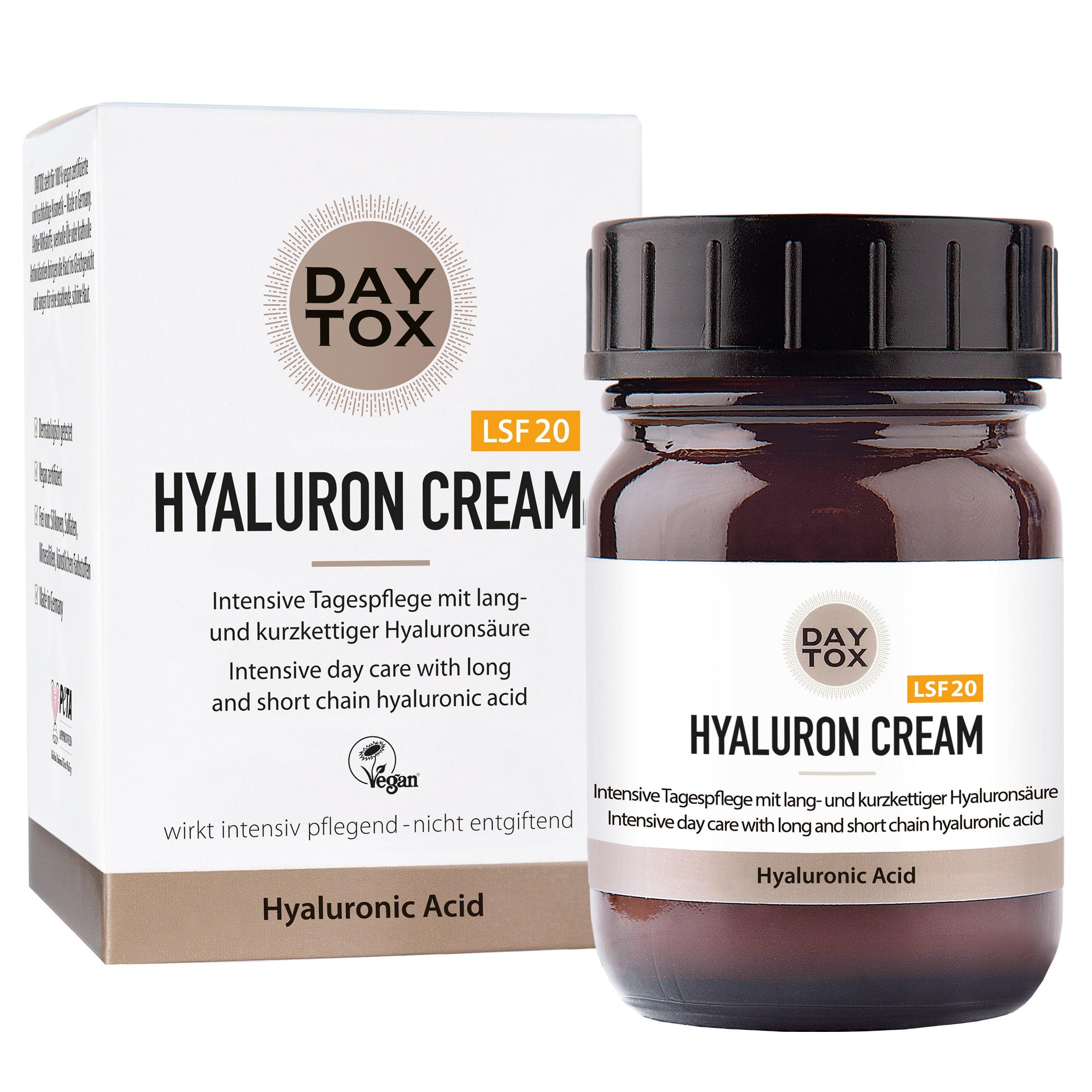 DAYTOX Hyaluron Cream LSF20