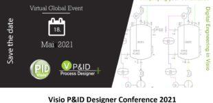 ITandFactory kündigt die erste Visio P&ID Designer Conference an