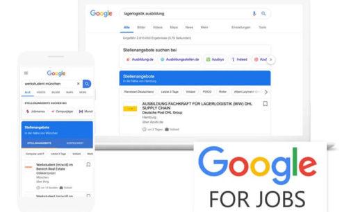 Google for Jobs – Eine Revolution am Arbeitsmarkt?
