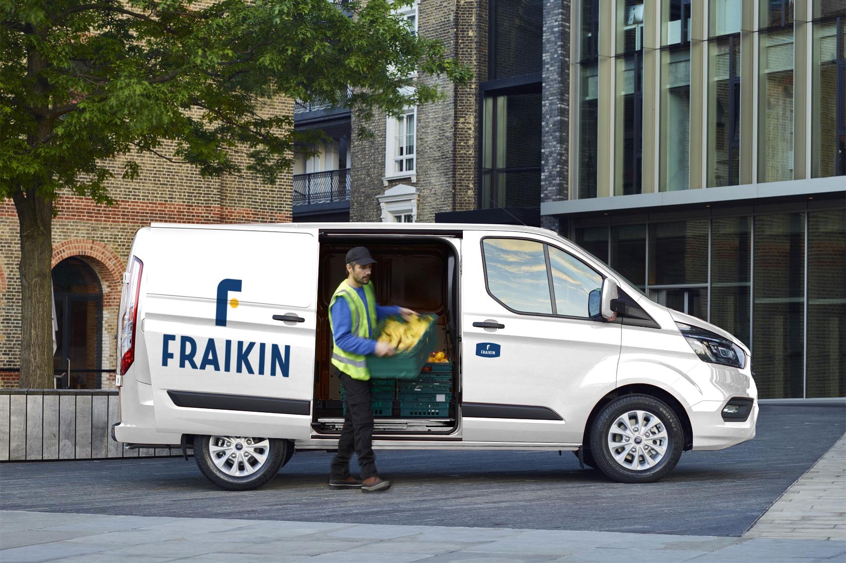 Boomende City-Logistik verstärkt Van-Nachfrage