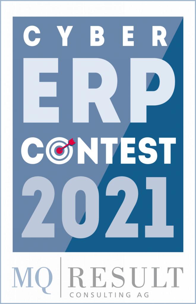 Am Freitag, 18.06.2021 ab 10.00 Uhr beginnt der 1. Cyber ERP Contest 2021 von MQ result consulting