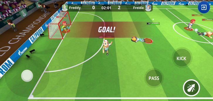 F4F World: Spielerlebnis bei Football for Friendship eWorld Championship 2021