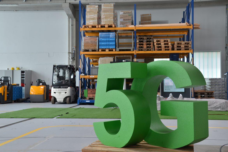 In Nürnberg können Unternehmen 5G schon heute testen