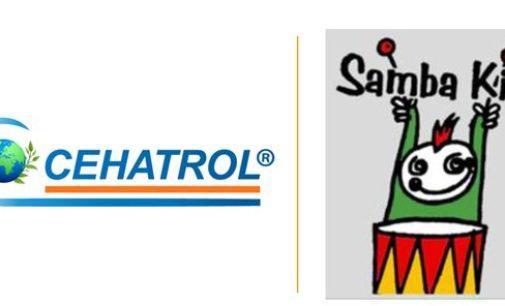 CEHATROL Technology eG unterstützt den SambaKids e.V.