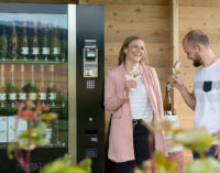 Erstmalig 24/7 Weingenuss am Naturpark Stromberg: Vinomat beim Weingut Sonnenhof
