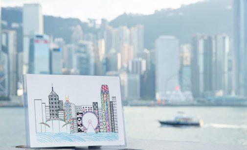 Hong Kong lädt Influencer weltweit zu einem virtuellen Kunst-Workshop ein
