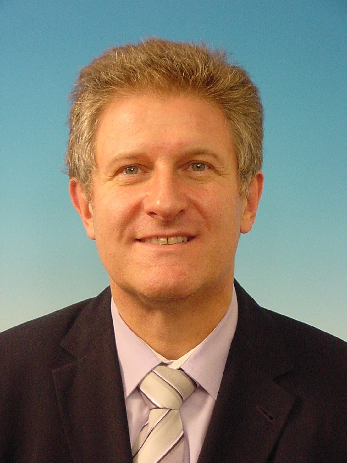 Roger Hunziker, Country Sales Director bei Rockwell Automation