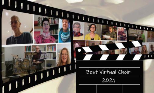 Best Virtual Choir – Ready For Takeoff