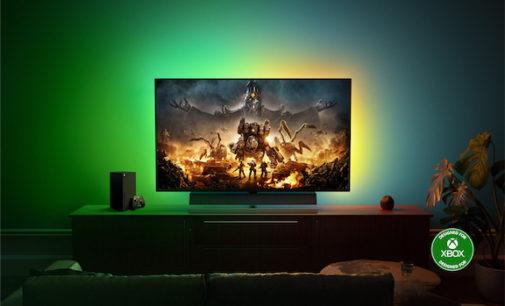 "Philips Momentum – der weltweit erste ""Designed for Xbox""-Gaming-Monitor"