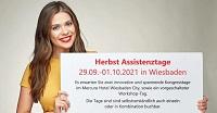 Herbst Assistenztage 2021 - Wbildung Akademie GmbH