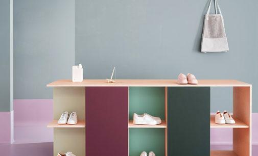 Möbellinoleum – Linoleum für Tische, Möbelbau Direktbezug