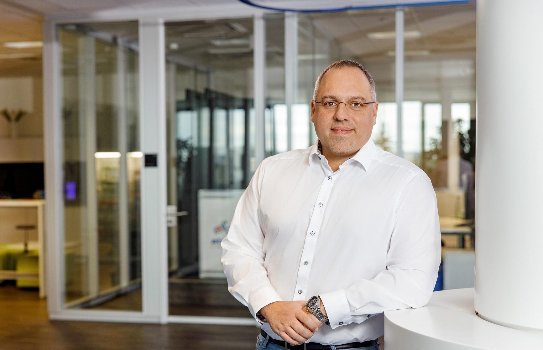 Thorsten Weimann, Geschäftsführer abtis GmbH