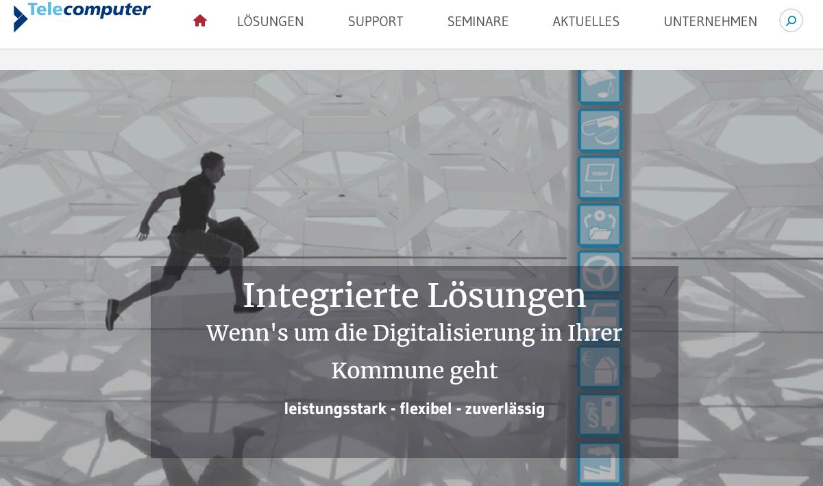 Telecomputer setzt auf sicheren Datenraum hosted in Berlin