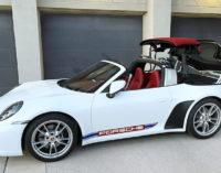 SmartTOP Zusatz-Verdecksteuerung für Porsche 911 Targa (992) jetzt verfügbar