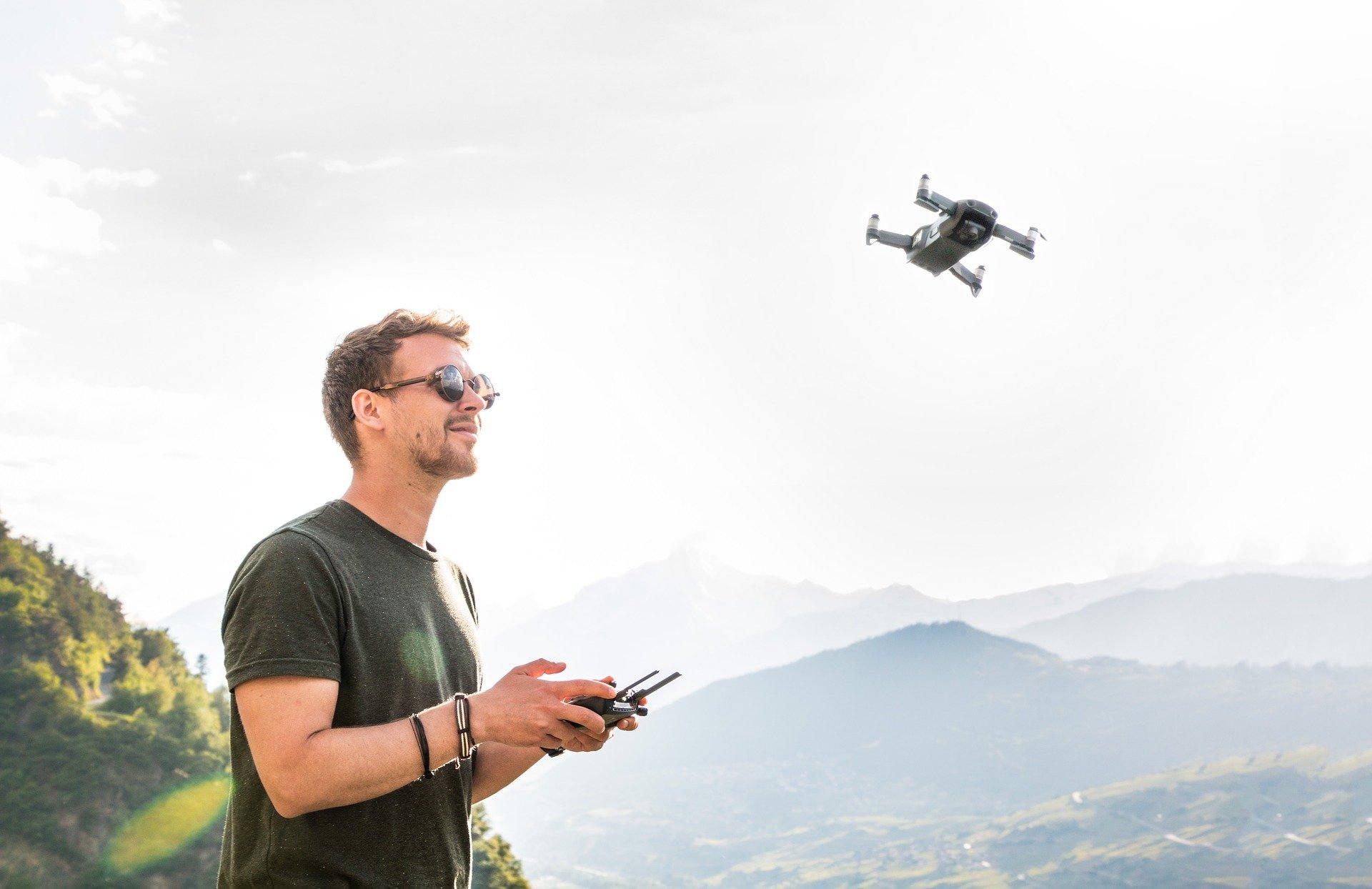 Über 400.000 Drohnen gibt es in Deutschland und schaffen täglich einen Nutzen für die Menschen