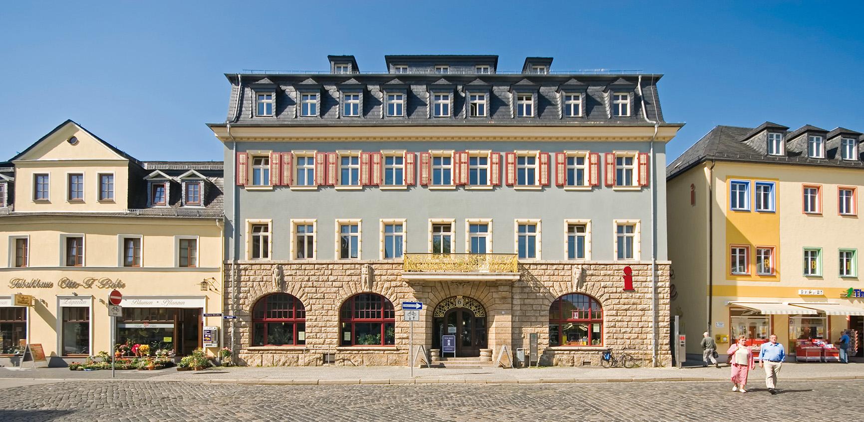 Tourist-Information Saalfeld - Saalfelder Feengrotten und Tourismus GmbH, Michael Miltzow