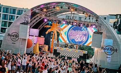 Pilotveranstaltung im Hard Rock Hotel Ibiza: