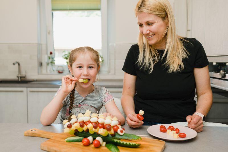 Jenny Böhme und Tochter Frieda