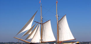 Kommunikationstraining auf dem Segelboot am 4. Juli 2021