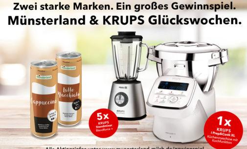 Die Münsterland Glückswochen bei famila und Combi Märkten