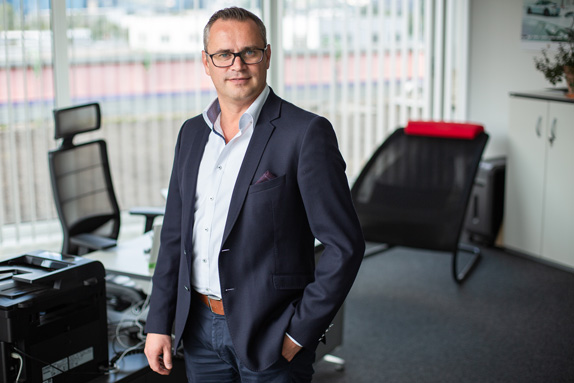 Eduard Richert, Zucchetti Germany, Principal Product Manager ERP