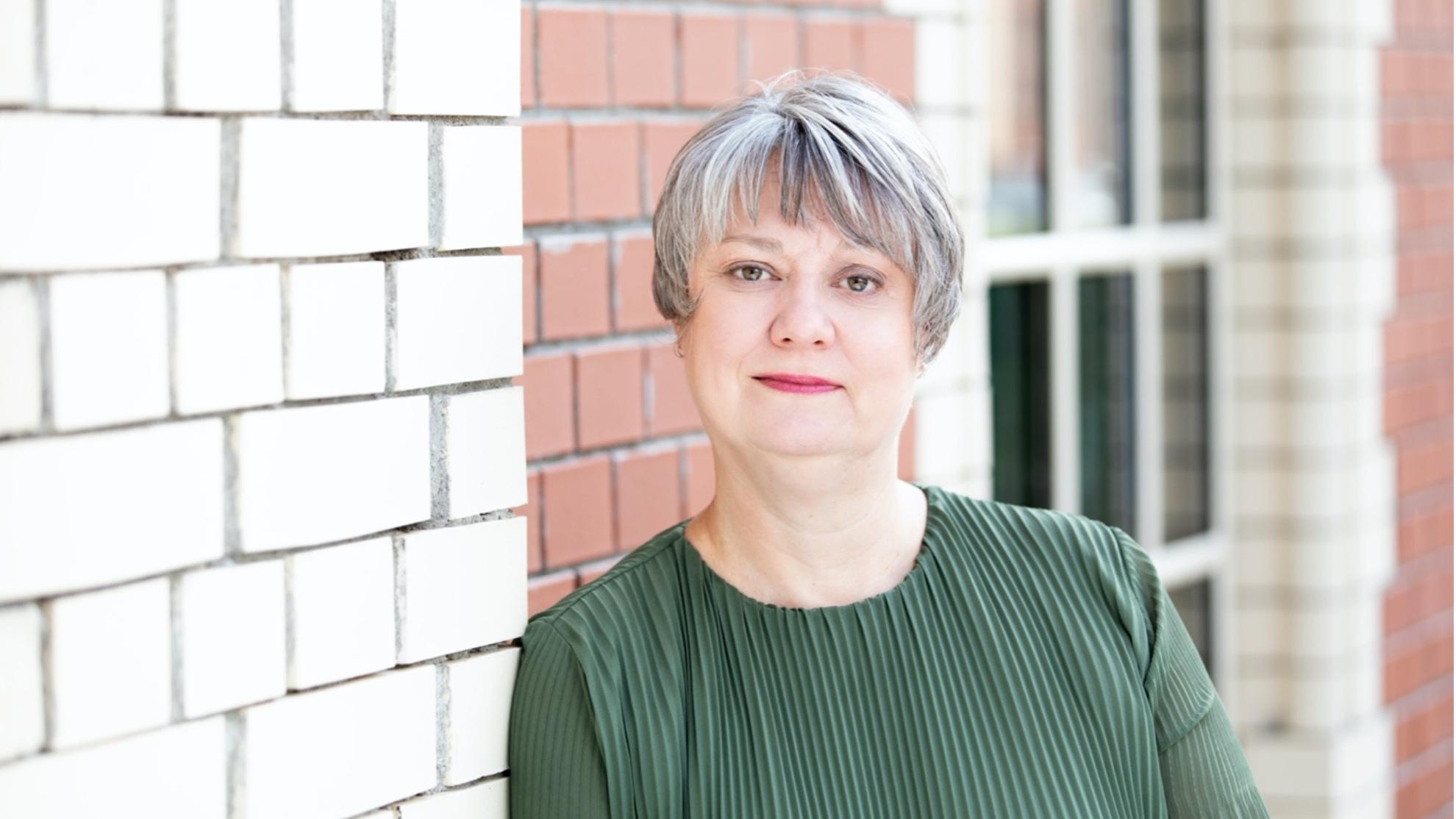 Elke Müller, Geschäftsführerin von compass international, weiß: Reintegration startet am ersten Tag
