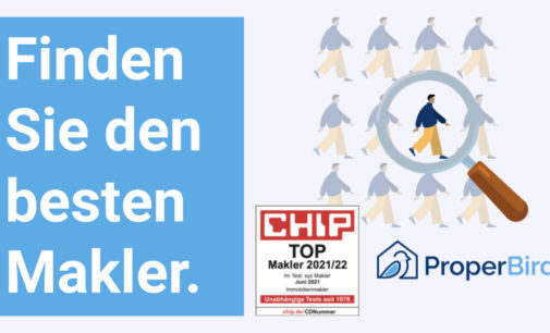 Beste Makler / TOP-Makler  CHIP bringt durch neue TOP-Makler Auszeichnung erstmals mehr Transparenz in den Immobilienmarkt