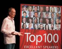 Impuls Coach Andy Gsinn war Teil des 2. Speaker Slam in Stuttgart von Speakers Excellence u. Hermann