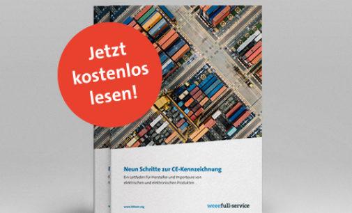 Elektroprodukte sicher in der EU verkaufen