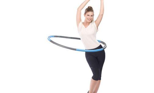PEARL sports Hula-Hoop-Reifen
