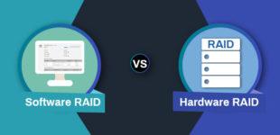 Vergleich zwischen Software RAID und Hardware RAID: Wählen Sie Ihren TerraMaster Thunderbolt3 RAID Speicher