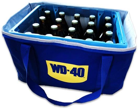WD-40 Bierkastenkühler