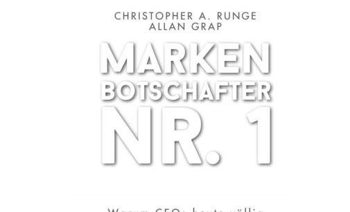 """Neuveröffentlichung: """"Markenbotschafter Nr. 1"""" – Deutschlands Top-Chefs berichten"""