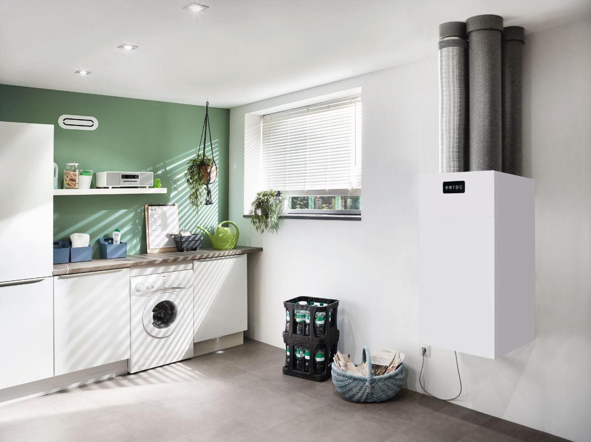 Beim Hausbau sollte auf eine frühzeitige Berücksichtigung der Lüftungsanlage geachtet werden.