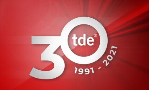 30 Jahre tde: Mit Qualität und Nachhaltigkeit in die Zukunft
