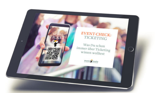 Event-Check: Self-Service-Ticketing