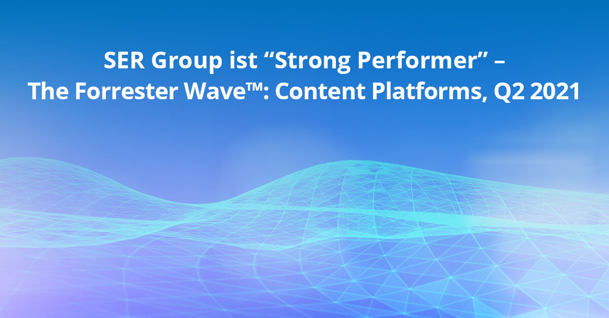 SER Group: Strong Perfomer Content Platforms