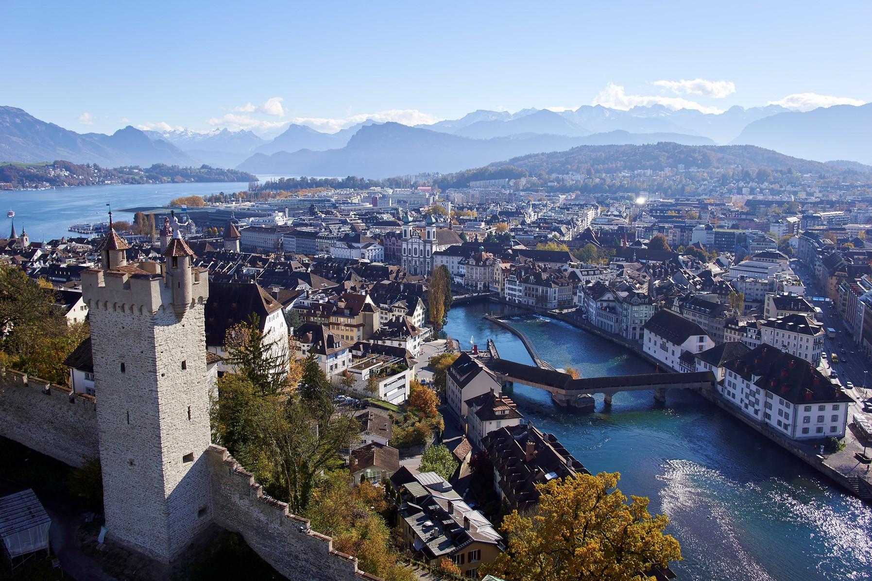 Dieses Jahr gibt es in der Erlebnisregion Luzern-Vierwaldstättersee ganz viel zu entdecken