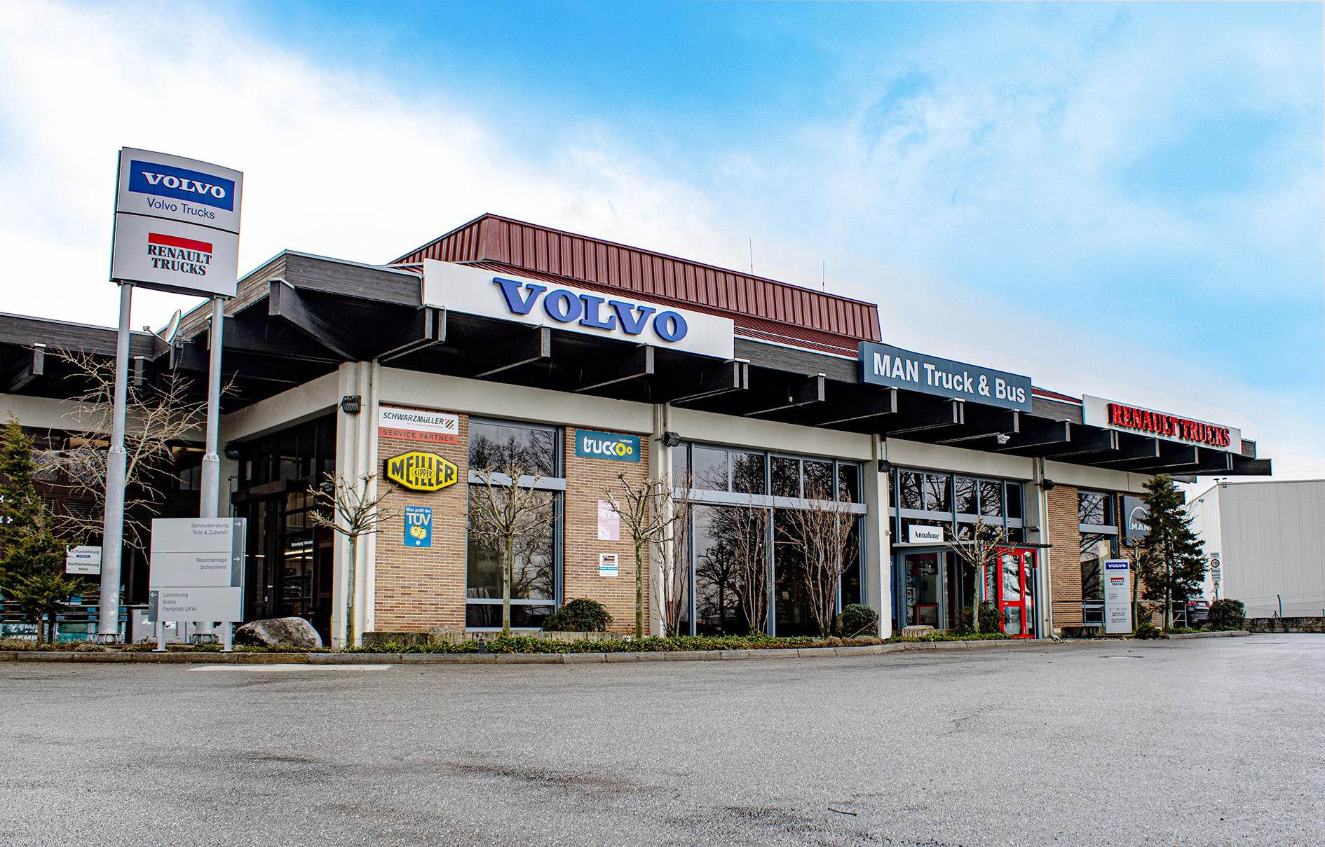 One-Stop-Shopping im Brummi-Center Wasserburg