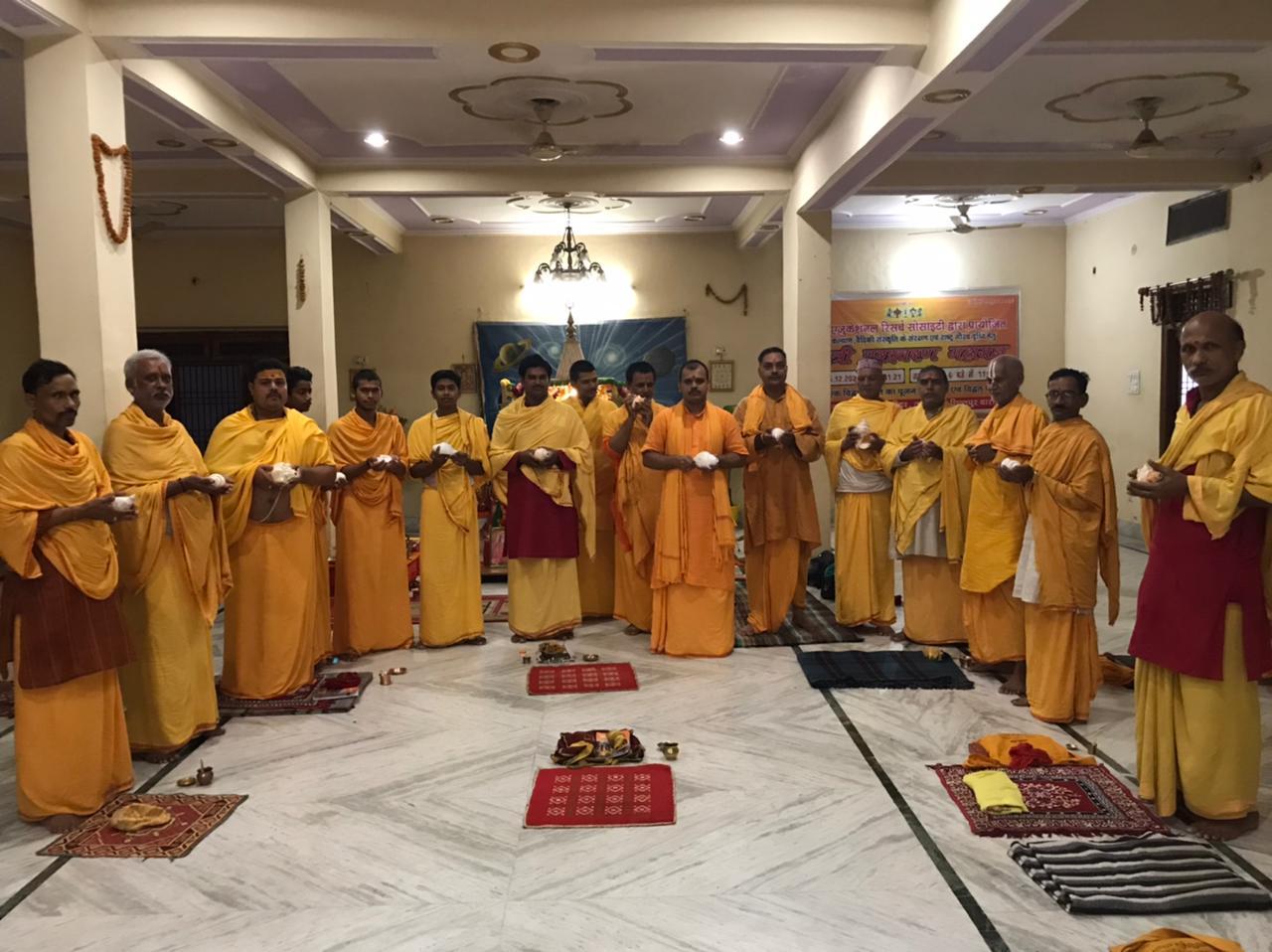 51 Brahmanen Varanasi.