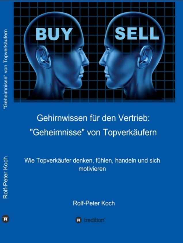 """Abbildung des Buches """"Geheimnisse"""" von Topverkäufern"""
