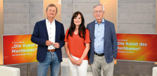 Mr. Siemens zu Gast im ORANGEN Studio