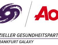 Aon wird offizieller Gesundheitspartner von Frankfurt Galaxy