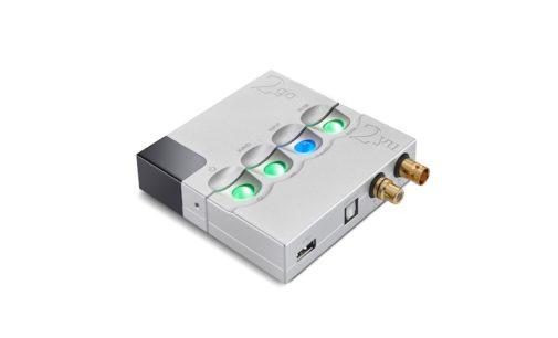 Chord Electronics 2yu erweitert 2go für flexible digitale Konnektivität