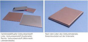TANAKA entwickelt Aktives Hartlot/Kupfer-Verbundmaterial für Leistungshalbleiter