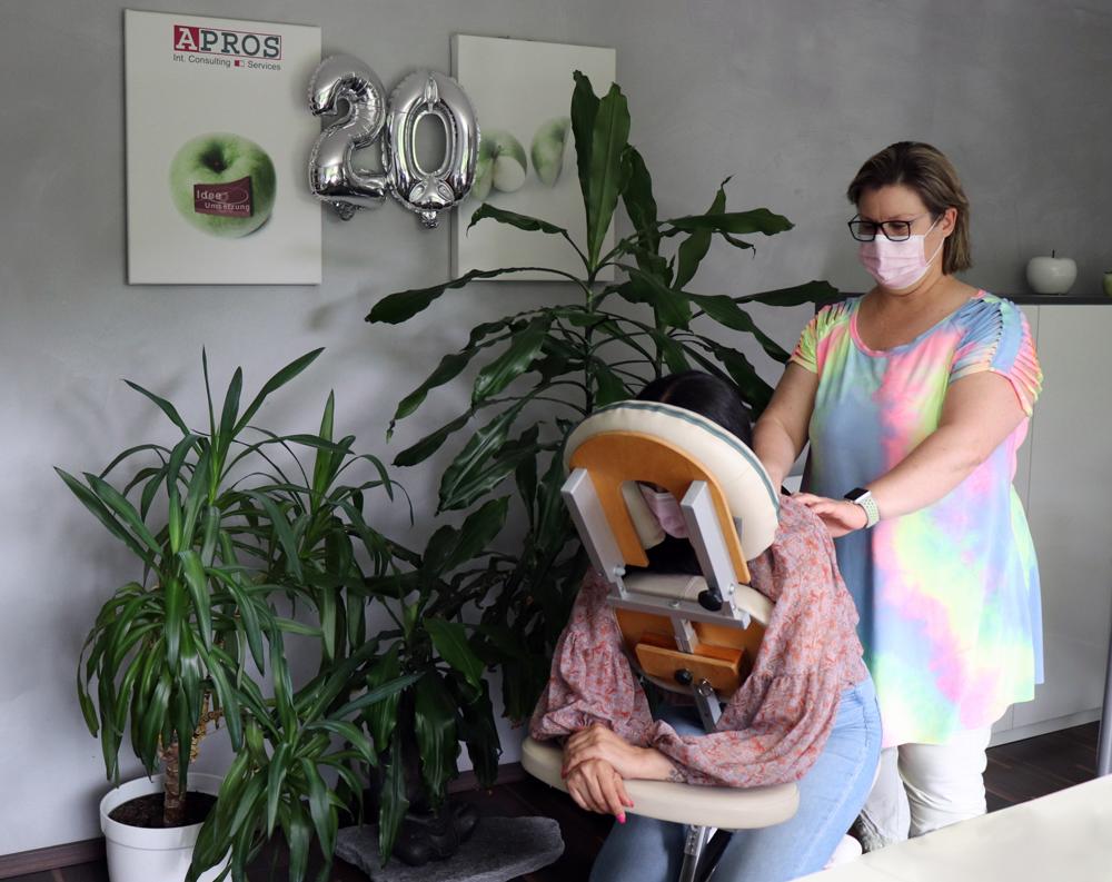 APROS Consulting – Gesundheitstag als Baustein im betrieblichen Gesundheitsmanagement