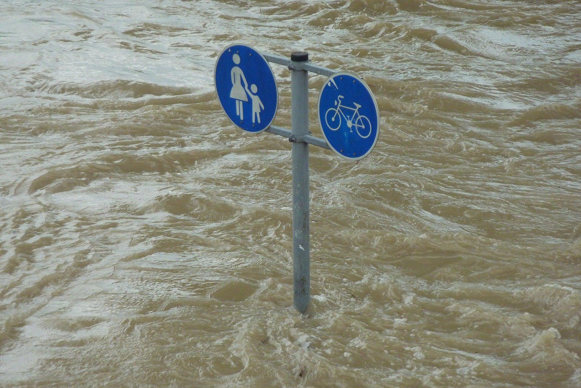 Flutkatastrophen nehmen zu. Hilfsorganisationen brauchen Dauermitgliedschaften