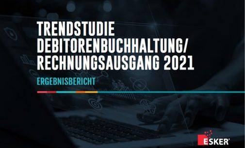 Trendstudie zeigt: Klare Tendenz zu weiterer Automatisierung von Debitorenbuchhaltung und Rechnungsausgang